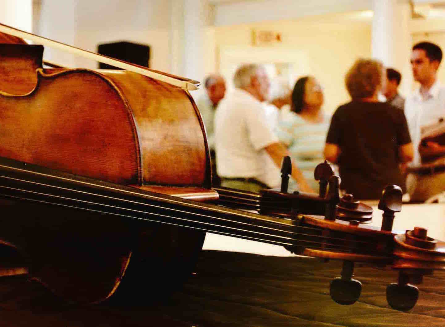 Double Bass Intensive Image